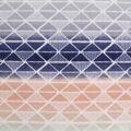 Anti-Pill Plush Fleece Fabric-Ombre Diamond