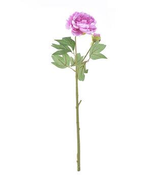 Bloom Room 27'' Peony Stem-Mauve