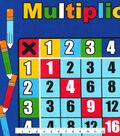 Cotton Fabric Panel 36\u0027\u0027-Multiplication Square