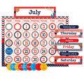 Teacher Created Resources Nautical Calendar Bulletin Board Display Set