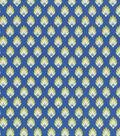 Home Decor 8\u0022x8\u0022 Fabric Swatch-Pkaufmann Ella Bluebell