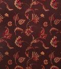 Home Decor 8\u0022x8\u0022 Fabric Swatch-Eaton Square Spellbound Aubergine