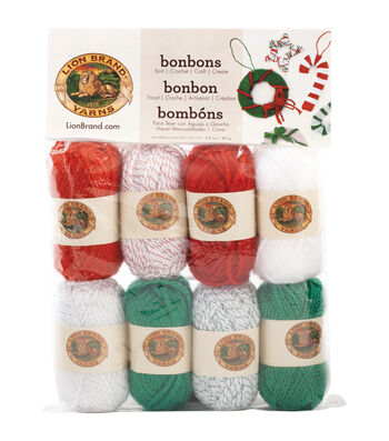Lion Brand Bonbons Jingle Bells