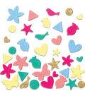 Sizzix Thinlits Katelyn Lizardi 3\u0027\u0027x3\u0027\u0027 Die-Confetti