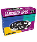 Teacher Created Resources I Have, Who Has Language Arts Game, Grade 3-4