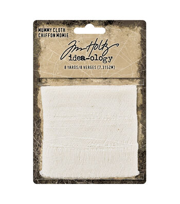 Tim Holtz Idea-ology Halloween-Mummy Cloth