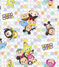 Tsum Tsum Cotton Fabric 43\u0022-Characters