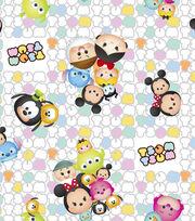 Tsum Tsum Cotton Fabric -Characters, , hi-res