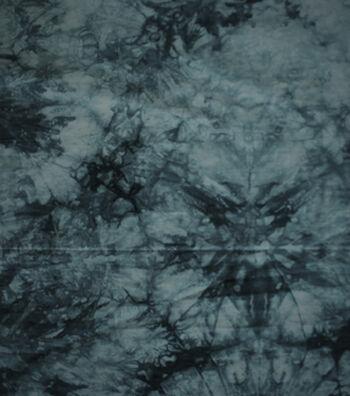 """Linen-Look Fabric 52""""-Tie Dye Print"""