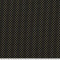 Harvest Cotton Fabric-Dots on Black