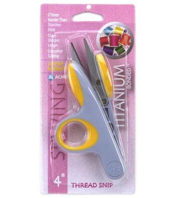 """Acme 4"""" Titanium Thread Snip"""
