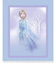 Disney Frozen 2 No Sew Fleece Throw-Powerful Elsa, , hi-res