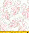 Keepsake Calico Cotton Fabric-Bed&Breakfast Paisley