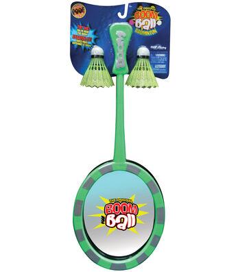 Poof-Slinky Boom Ball Badminton Set