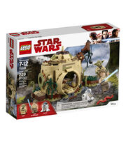 LEGO Star Wars Yoda's Hut 75208, , hi-res