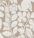 Waverly Upholstery Décor Fabric-Forest Friends Linen