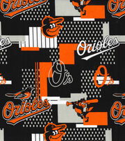 Baltimore Orioles Cotton Fabric -Patch, , hi-res