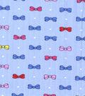 Tutti Fruitti Kite Flight Embellished Fabric 44\u0027\u0027-Primary Bows