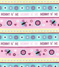 Nursery Cotton Fabric -Mommy N Me