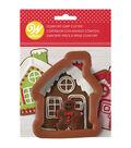 Wilton Comfort Grip Cookie Cutter-Gingerbread House