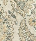 Waverly Upholstery Fabric 13x13\u0022 Swatch-Castleford Sterling