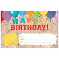 Creative Teaching Press Upcycle Style Happy Birthday! Award, 30 Per Pack