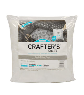 Crafters Choice Pillow 18 X 18
