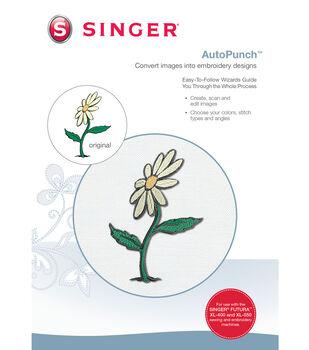 Singer XL 400 Autopunch Software
