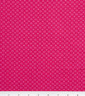 Keepsake Calico Cotton Fabric -Pink Lined Dot
