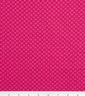 Keepsake Calico Cotton Fabric 43\u0022-Pink Lined Dot