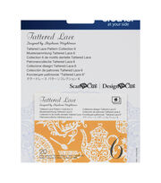 Brother ScanNCut SDX125 Tattered Lace Pattern-Collection 6, , hi-res