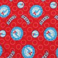 Philadelphia 76ers Fleece Fabric -Logo Toss