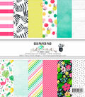 Fancy Pants Designs Single-Sided Paper Pad 6\u0022X6\u0022-Hello Sunshine