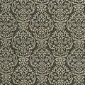 Jennifer Adams Multi-Purpose Decor Fabric-Shadow Damask Graphite 9