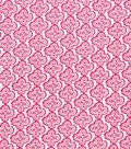 Keepsake Calico Cotton Fabric -Pink Flamingo Geo