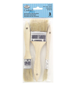 Crafter's Choice 3pc Chip Brush Set
