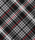 Christmas Cotton Fabric-Plaid