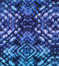Blizzard Fleece Fabric 59\u0022-Cool Ombre Tie Dye