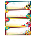Mickey Label Stickers 12 Packs