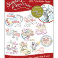 Stitcher\u0027s Revolution Iron-On Transfers-Cute Kitchen Sayings