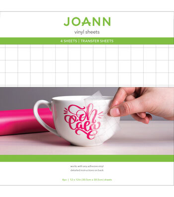 Joann Transfer Film Sheets