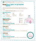 Kwik Sew Pattern K0229 Misses\u0027/Girls\u0027 & 18\u0027\u0027 Doll Aprons-Size S-M-L