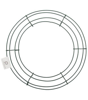 Panacea Products Box Wire Wreath Frame-12 in