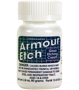 Armour Products 2.8 oz. Glass Etching Cream