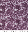 Keepsake Calico Glitter Cotton Fabric 43\u0027\u0027-Dark Purple
