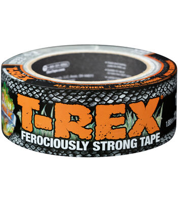 """T-Rex Tape 1.88""""x12yd-Black"""