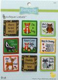 Babyville Forest Friends Labels 9Ct 9 Designs