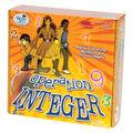 Learning Advantage Operation Integer Board Game