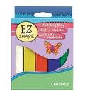 EZ Shape Non Hardening 5 Pk Modeling Clay
