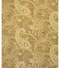 Home Decor 8\u0022x8\u0022 Fabric Swatch-Upholstery Fabric Barrow M7150-5760 Silverleaf